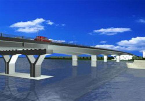 , Công trình cầu đường